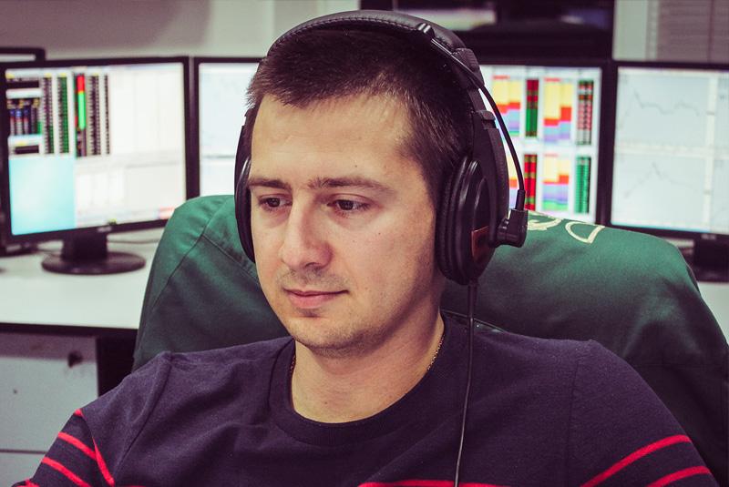 Тимофей Пирогов. Главный трейдер