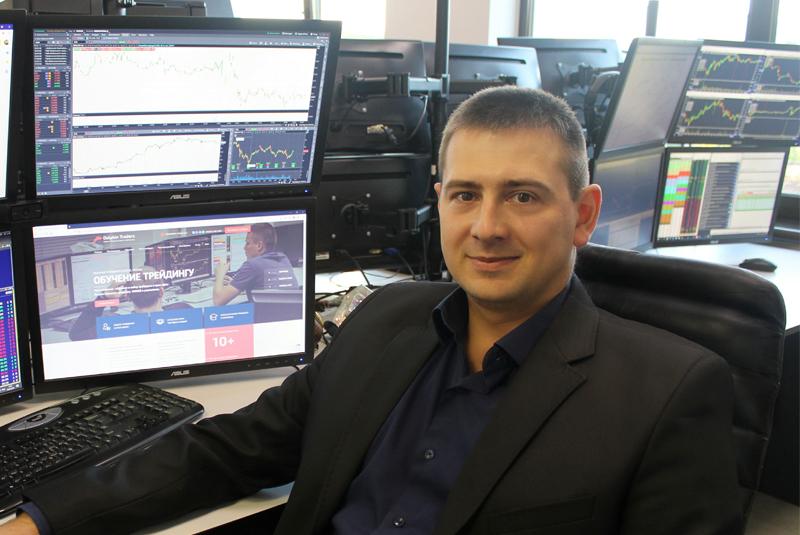 Тимофей Пирогов - главный трейдер Dolphin Traders